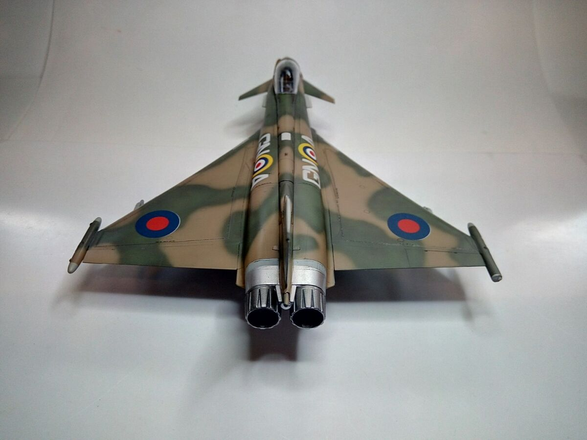 Eurofighter Typhoon 1/72 - 005 - Image 1