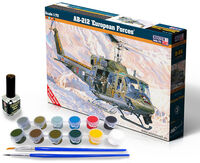 AB-212 European Forces - Model Set