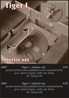 Tiger I interior - Image 1