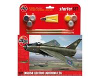 English Electric Lightning F.2A Starter Set - Image 1
