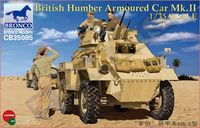 Humber Armored Car Mk.II