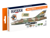 HTK-CS12 Israeli AF paint set 1970 desert colour