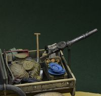 WWI LCP Ford T Accessories for ICM kit - Image 1