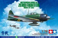 Mitsubishi A6M3/3a Zero Fighter Model 22 (Zeke) - Image 1