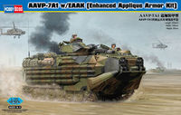 AAVP-7A1 w/EAAK (Enhanced Applique Armor Kit)