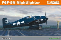 F6F-5N Nightfighter 1/72 - Image 1