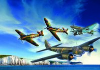 80th Anniversary Battle of Britain (Spitfire Mk.I, Hurricane Mk. I, Ju 88A-1, Ju 87B)