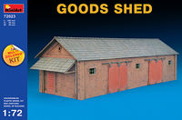 Goods Shed (Multi-Colored Kit)