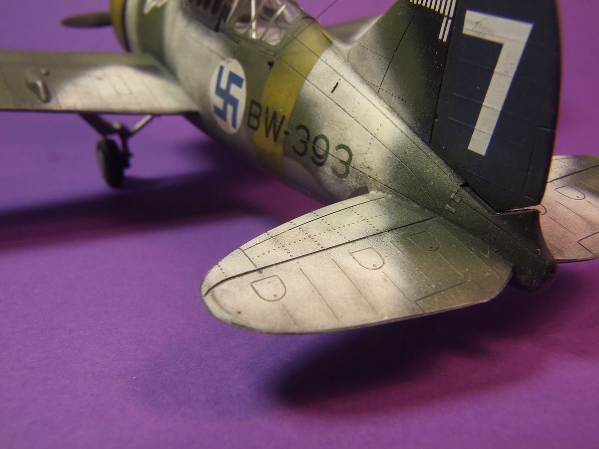 Brewster Buffalo Special Hobby 1/48 - 006 - Image 1