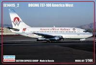 Boeing 737-100 America West Airlines - Image 1