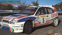 Toyota Corolla WRC 1998 Monte Carlo Rally Winner Limited Edition - Image 1