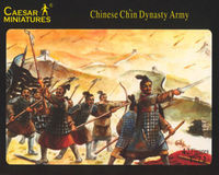 Chinese Chin Dynasty Army