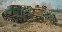 BTM-3 High-Speed Trench Digging Vehicle