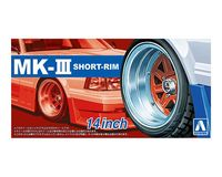MARK3 SHORT-RIM 14inch - Image 1