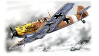 Bf 109E-7/Trop WWII German Fighter