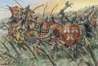 English Warriors and Knights (100 Years War)