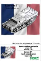 Lorraine 37L French Armored Carrier