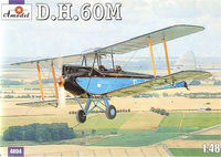 De Havilland DH.60M Moth