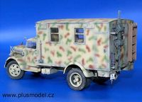 Opel Blitz Radio Car - Conversion Set - Image 1