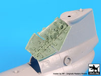 CH-46 D Rear engine for Hooby Boss - Image 1