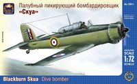 "Blackburn ""Skua"" Mk.II British carrier-borne dive bomber"