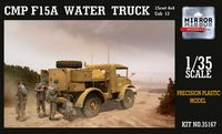 CMP F15A Water Truck 15cwt 4x4 Cab 13
