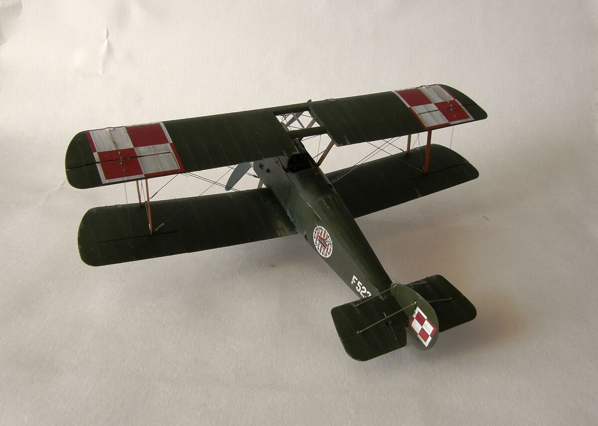 Sopwith F.1 Camel  1:32 Wingnut Wings - 005 - Image 1