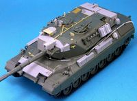 Leopard 1A5DK1 Conversion set (for Meng METS007) - Image 1