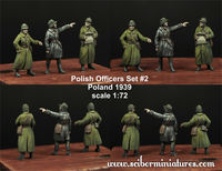 Polish Officers 1939 Set #2 (3)