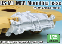 US M1 MCR mounting base for M1 Abrams kit - Image 1