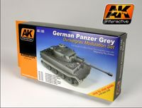 AK 160 Panzer Grey Modulation Set