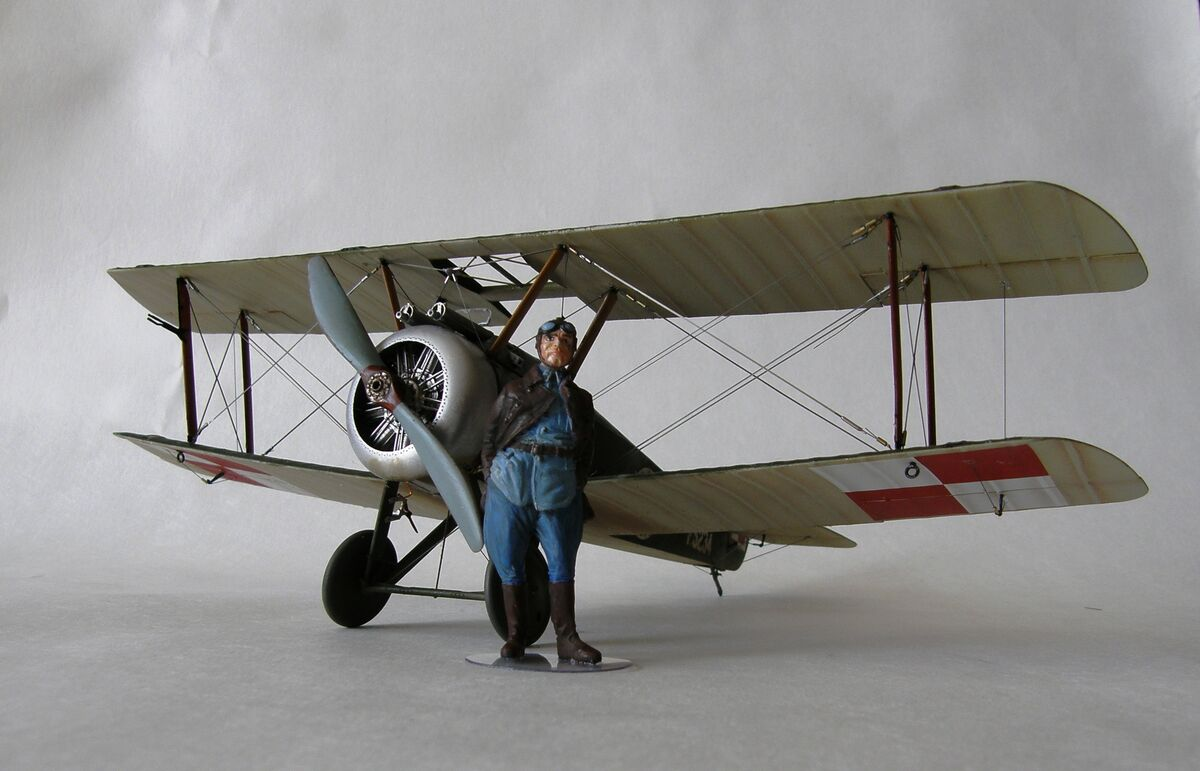 Sopwith F.1 Camel  1:32 Wingnut Wings - 010 - Image 1