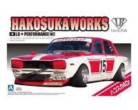 Hakosuka Works LB Performance LB-Works/Skakotan Koyaji Choice Nissan Skyline 4Door - Image 1