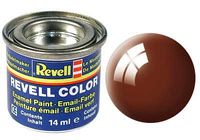 80 Mud Brown, Gloss RAL 8003 - Image 1