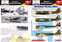 Bristol Blenheim Mk I - Blenheims German Allies