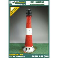 Pellworm German Lighthouse
