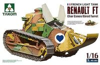 Renault FT-17 Char Canon with Girod Turret