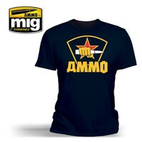 "AMMO T-Shirt Size L: ""Special Forces"""