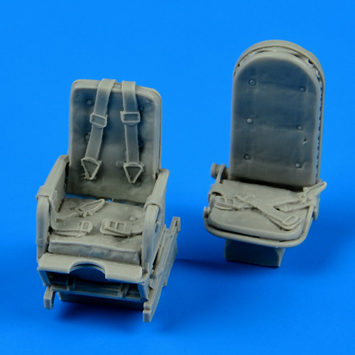 Ju 52 Seat with Safety Belts Eduard - Image 1