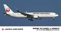 Boeing 767-300ER with Winglet Japan Airlines - Image 1