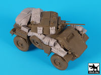 British 7ton Armored Car Mk.IV accessories set - Image 1