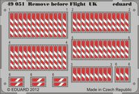Remove before flight UK - Image 1