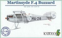 Martinsyde F.4 Buzzard Finnish version - Image 1