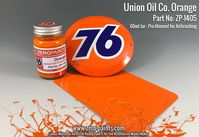 1405 Union Oil Co 76 Orange - Image 1