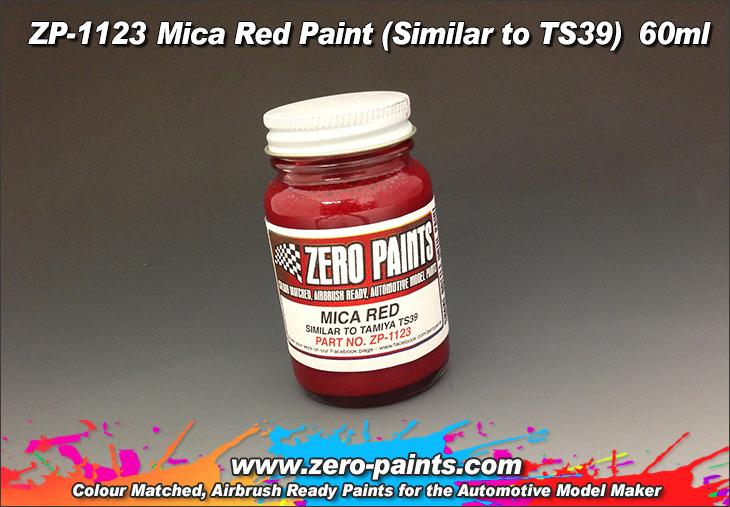 1123 Mica Red (Similar to TS39) - Image 1