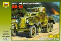 BA-10 SOVIET ARMORED CAR - Image 1