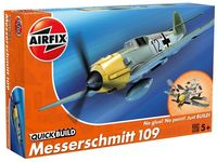 QUICK BUILD Messerschmitt Bf109e - Image 1