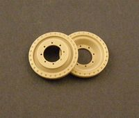 Spare Wheels for Crusader Cruiser Tank - Image 1