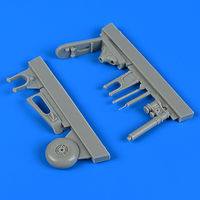 Fw 190F-8 tail wheel assembly REVELL - Image 1