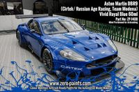 1408 Vivid Royal Blue - Aston Martin DBR9 (Cirtek/ Russian Age Racing, Team Modena) - Image 1